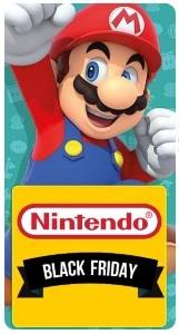 Nintendo Black Week